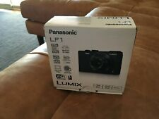 Panasonic Compact Digital Camera Lumix DMC-LF1-W (Leica Lens)