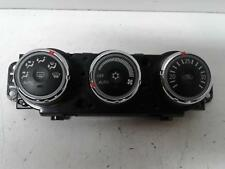 PEUGEOT 4007 HEATER AIR CONDITIONING CONTROLS 10/09-08/12