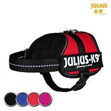 Julius-K9 Dog Power Harness Blue Various Sizes Size Mini / M 15022