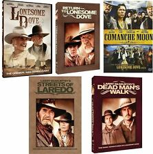 Lonesome Dove Collection 1 2 3 4 5 (10 DVD SET, 2015) NEW