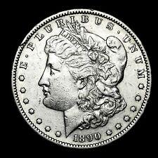 1890 S ~**HIGHER GRADE**~ Silver Morgan Dollar Rare US Old Antique Coin! #H56