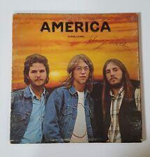 AMERICA Homecoming orig.1972 tri-fold vinyl LP Warner Brothers BS 2655
