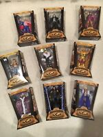 WWE MATTEL DEFINING MOMENT ELITE LOT Flair Ramon Hogan Cena Sting Macho Und MINT