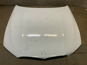 2019 2020 2021 BMW 3 Series 330i Front Hood White OEM