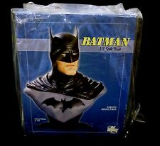 "Batman DC Comics 1:2 Scale Bust Statue New From 2011 approx. 13""  tall"