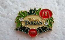*~* DISNEY MCDONALD'S TARZAN COCA COLA RET. PIN*~*