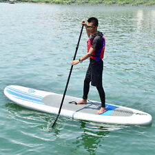 10' Inflatable Stand Up Paddle Board SUP w/ Adjustable Paddle Travel Backpack