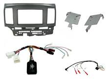 Connects2 CTKMT04 Mitsubishi Lancer 2008 - 2010 Complete Double Din Fitting Kit