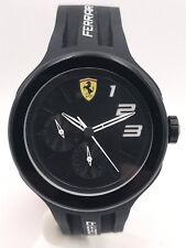 Watch Scuderia Ferrari Fe-24-1 1 13/16in Date Complete On Sale New