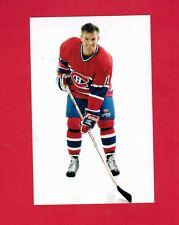 1991 1992  KIRK MULLER  HOCKEY  1 PHOTO POSTCARD TEAM SET  MONTREAL CANADIENS