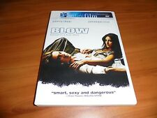 Blow (DVD, Widescreen 2001) Penelope Cruz, Johnny Depp Used (Drug Trafficking)