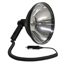 NEW Hand Held 100w Halogen Spotlight 1000 Lumens - 240mm 9 inch Hunting Boating