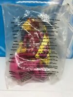 Mcdonalds 2003 The Tweenies Fizz Pink Figure Toy New And Sealed Rare