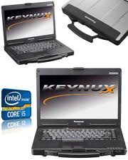 Panasonic Toughbook CF-53 Laptop Core i5 2520M 2.5hz 4gb RAM 180 SSD Windows 7