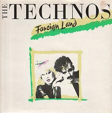 "The Technos-Foreign Land/Dub 7"" Single 1983"