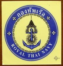 Thai Navy Marine Thailand Aufkleber