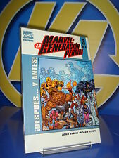 Comic Marvel La generacion Perdida-tomo buen estado