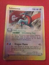 SALAMENCE 19/97 PV100 EX DRAGON REVERSE HOLO POKEMON CARD RARE VO IN