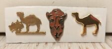 SPILLE PINS-CAMEL CIGARETTES-BADGE PATAS STIFTE BROCHES-OLD VINTAGE COLLECTION