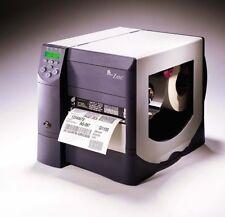 Zebra Z6M Thermal Transfer Barcode Label Printer 203dpi = New printhead