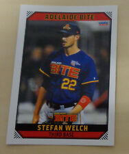 Stefan Welch 2018/19 Australian Baseball League Trading Card Adelaide Bite