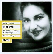 Verdi: Rigoletto - Maria Callas, Giuseppe di Stefano; Live, Mexico City 1952, Ne