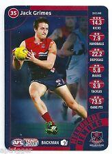 2013 Teamcoach (35) Jack GRIMES Melbourne