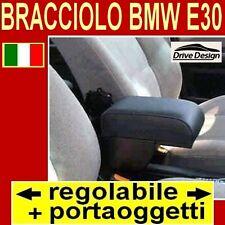 BMW 3 E30-bracciolo portaoggetti REGOLABILE per QUALITA'-vedi anche tappeti auto