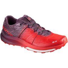 Calzado de hombre zapatillas fitness/running rojos