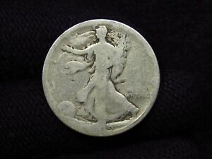 1919-D Walking Liberty Half Dollar FILLER