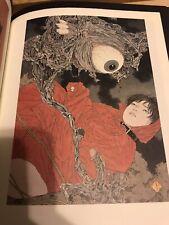 Takato Yamamoto Macabre Book ALLURE OF PHARMAKON Tattoo Art Noir Flowers Skulls