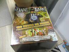 "COFFRET DE JEU NEUF ""DANI LARY : 100 TOURS DE MAGIE"" inclus DVD interactif"