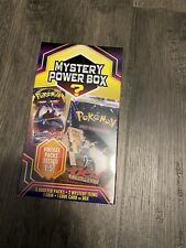 Pokemon, Mystery Power Box, 5 Booster Packs -- Original Wrapper