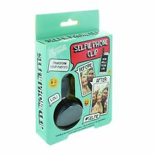 SelfieClip Mobile Phone Clip On Selfie Wide Angle Camera Lens
