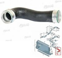 VW AUDI SEAT SKODA 1.9 2.0 TDi TURBO INTERCOOLER HOSE PIPE 1K0145834L
