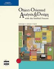 Object-oriented Analysis and Design with the Unified Process, Burd, Stephen D.,