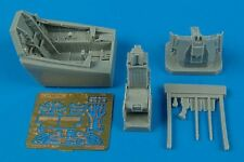 Aires 1/72 F-117A Nighthawk cockpit set for HASEGAWA kit # 7222
