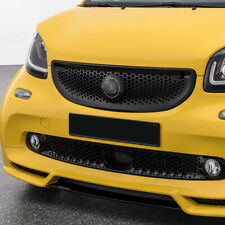 For Mercedes Benz Grill Emblem Badge Logo  Smart Fortwo C453 2015-2020