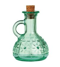 Bottiglia Olivia Country Home Oliera 21cl Olio Tappo Sughero Vetro Verde Borm...