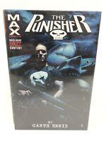 Punisher MAX Garth Ennis Omnibus Volume 2 Marvel HC Hard Cover New Sealed $100