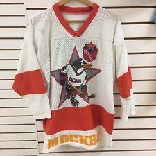 Vintage Mockba Russia Hockey Jersey Adult