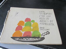 Ralph Steadman C'era una volta un albero di marmellata Emme edizioni Mondadori