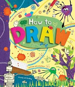 How To Draw (Kids Art Series) by Igloo Books Ltd Book The Cheap Fast Free Post