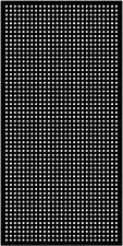Perforated Mild Steel 1.6mm Metal Sheet 2440h x 1220w – 25x20p