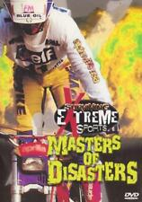 Surviving Extreme Sports: Masters Of Disasters DVD VIDEO DOCUMENTARY epic wild