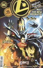 LEGION OF SUPER-HEROES #6 2ND PRINTING VF/NM DC COMICS 2020 HOHC
