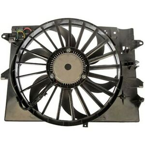 620-164 Dorman Cooling Fan Assembly New for Ford Thunderbird Lincoln LS 02-04