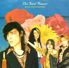 """FATAL FLOWERS – Both Ends Burning (1990 BRYAN FERRY NEDERPOP SINGLE 7"""")"""