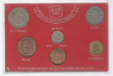More details for 1967 elizabeth ii cased coin set | coin sets | pennies2pounds