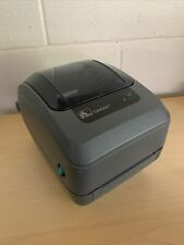 Zebra GX430t - For Parts Only, Broken Roll Holder.  No Cables or Power Supply.